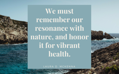 Nature as Our Stress-Reducer