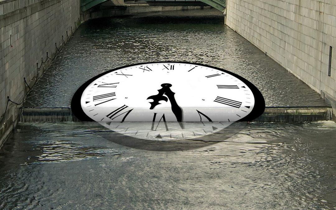 Time's Polarity